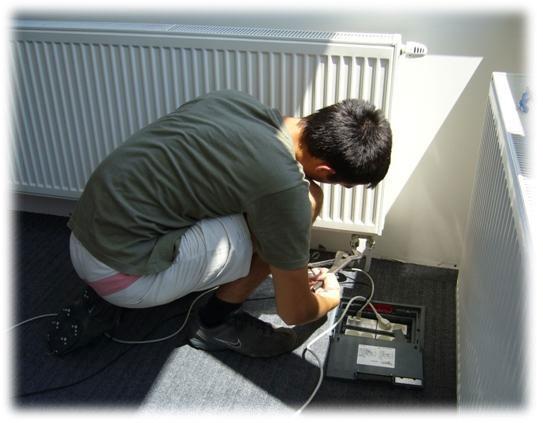 Provádíme montáže radiátorů a otopných těles