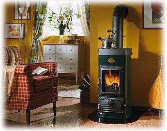 Klasická topidla mohou dekorovat prostor k bydlení
