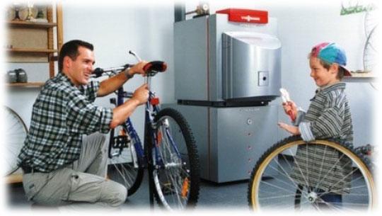 Zajistíme realizaci vytápění kapalnými palivy