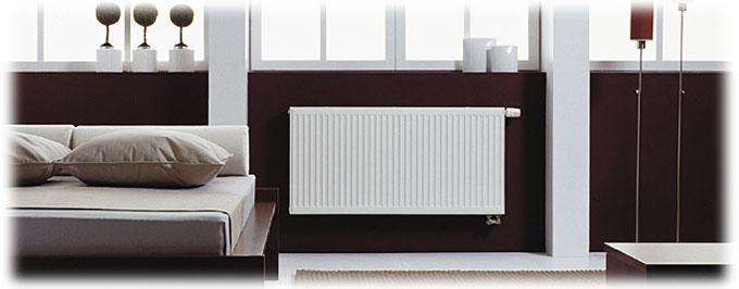 Radiátory vhodně doplní Váš interiér