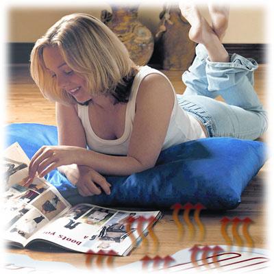 Podlahové topení - dopřejte si komfort s chladnou hlavou