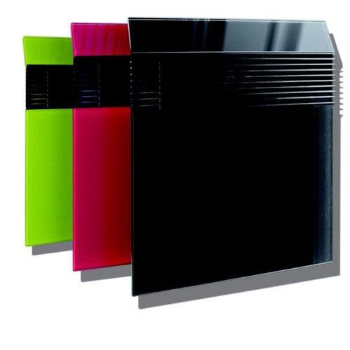 sálavé přímotopné infra panely