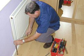 Instalace vytápění - rozvody topení