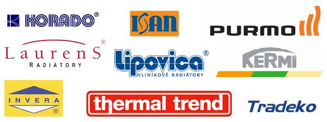 Výrobci trubkových koupelnových otopných těles a radiátorů